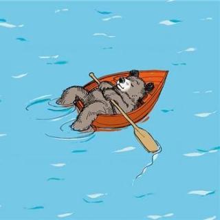 Aaron妈咪讲故事啦~小熊的小船