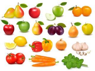 闽南语单词篇  水果、蔬菜、食材、数字