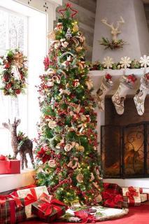 绘本岛圣诞节-英文介绍Christmas