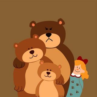 【洪恩故事】三只熊