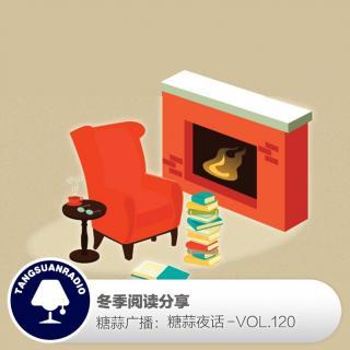 糖蒜夜话VOL121:冬季阅读分享