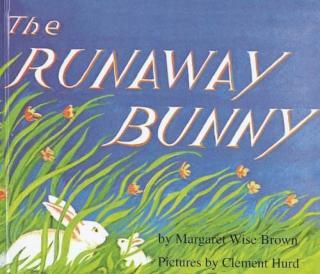 绘本岛-The runaway bunny逃家小兔英文版-by Unicorn Qi