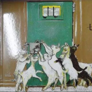 【月亮妈妈粤语儿童故事】狼和七只小山羊
