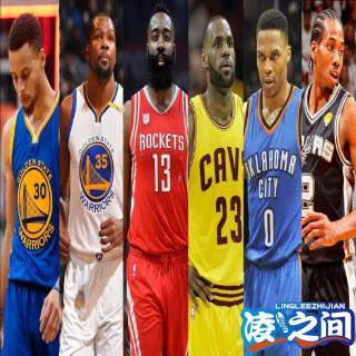 凌Lee之间Vol.38:2017年度盘点之四(NBA)