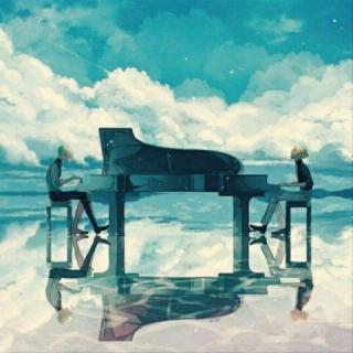 修炼爱情(钢琴)