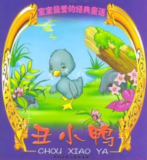 《丑小鸭》❤️晶晶老师