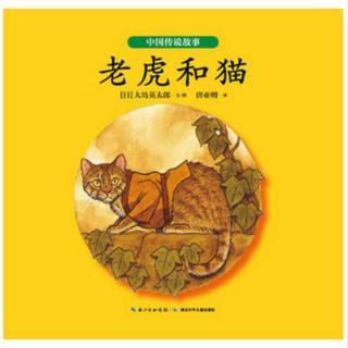 老虎和猫❤️图图老师