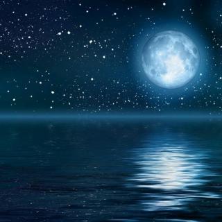有月亮的晚上|席慕容