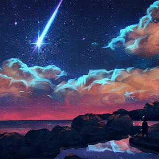 「我想去一个地方」那里有星辰与海