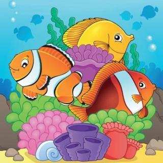 第52期《不听话的小鱼》
