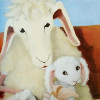 淙淙妈妈读绘本――亲爱的小羊