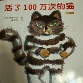 活了100万次的猫20