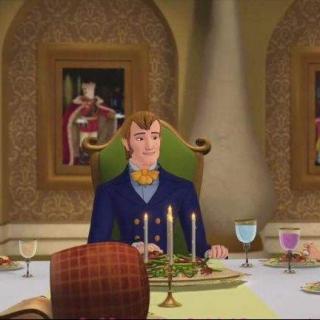 Aaron妈咪讲故事啦~小公主苏菲亚之想当面包师的国王