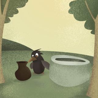 用心说 | 睡前故事之乌鸦喝水