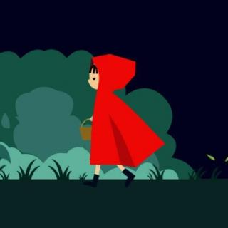 儿童故事,小红帽