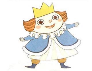 金果果幼儿园晚安故事-水晶球里的小王子
