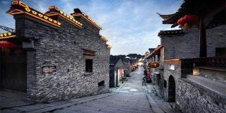 镇江西津渡,一街看千年。