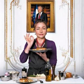 [125期]<爱丽舍宫的女大厨>---唯美食与爱不可辜负。