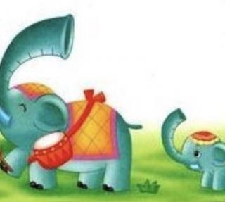 大象呼呼和小象哈哈