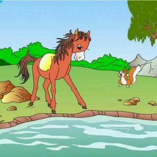 故事分享之《小马过河》