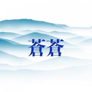 「有声」苍苍(by.苇恩)