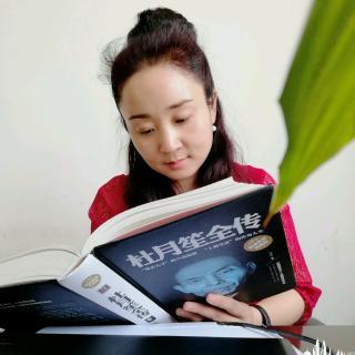 董卿:爱读书的人,往往活的很高贵  朗读者天空