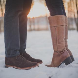永远不要试图垫着脚尖 去爱一个人