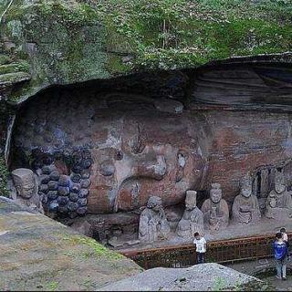 Puro chino: Famosas figuras de Buda en China