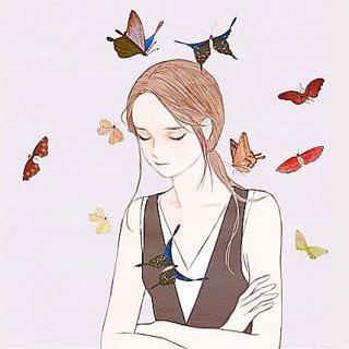 用心说 | 愿你如蝶,翩然无彷徨