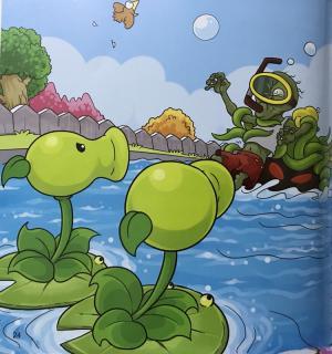 植物大战僵尸之水下神兵