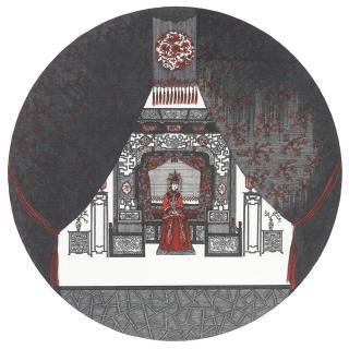 张爱玲:《金锁记》