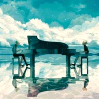 瞬间的永恒(钢琴)