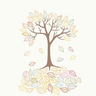 我是一颗秋天的树--邑隅诵读