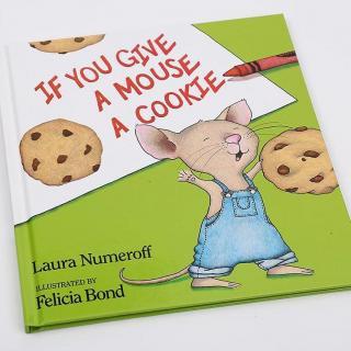 《老鼠吃饼干》- If You Take a Mouse to School