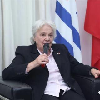La Vicepresidenta uruguaya ha indicado que China y Uruguay prometen fortalecer su cooperac