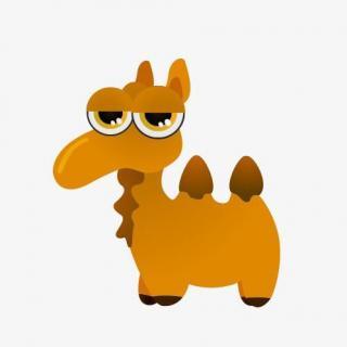 【不一样的沙漠骆驼】
