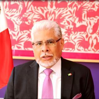 Entrevista con el embajador de México en China