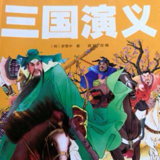 三国演义【第十八章】张飞智取瓦口隘