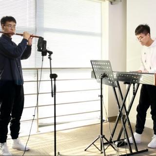 笛子+钢琴版《大鱼》