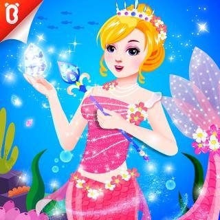 《大危机!美人鱼变黑了》-贪婪的代价-美人鱼公主-宝宝巴士故事