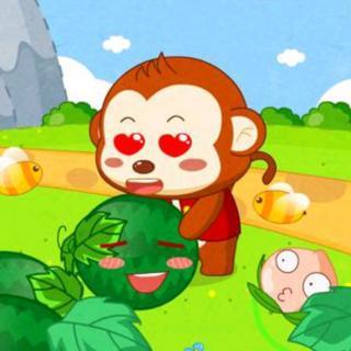 童声《小猴下山》张榆桐小朋友(来自FM135058976)