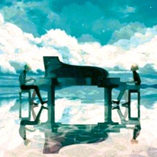 过客(钢琴)