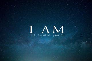 「我是」宣言 I Am Affirmation