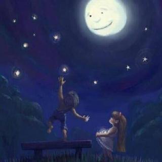 夜晚不睡觉的星星