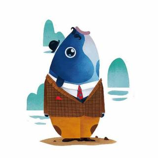 用心说   大鱼和小鱼