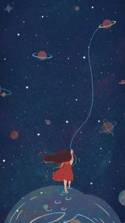 你和兴趣隔着一个银河系