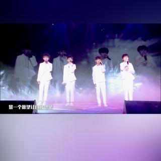 【音乐会】淋雨一直走&隐形的翅膀-童禹坤x邓佳鑫x张极x张泽禹