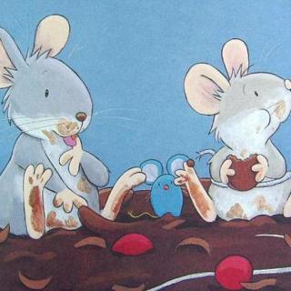 Aaron妈咪讲故事啦~胆小的老鼠