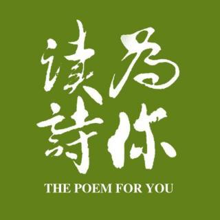《修得一颗柔软心》「为你读诗」:卫东