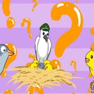 晨晨讲故事:杜鹃和黄莹谁是小鸟真正的妈妈